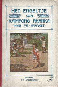 Het engeltje van kampong Rhanka-Jac. Hazevoet-Henk Poeder