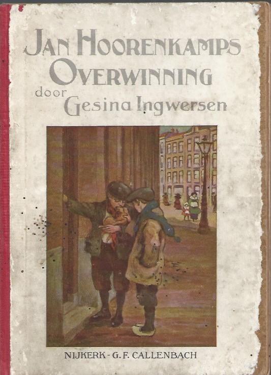 Jan Hoorenkamps overwinning-Gesina Ingwersen-2e druk