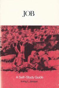 Job, A Self-Study Guide-Irving L. Jensen-0802410189