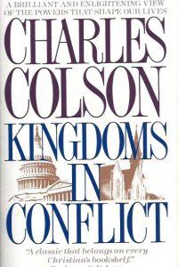 Kingdoms in Conflict-Charles Colson with Ellen Santilli Vaughn-0061040029