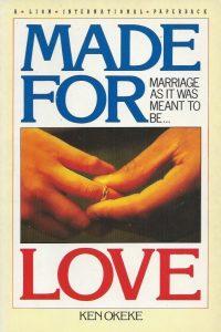 Made for Love-Ken Okeke-0856489328-9780856489327
