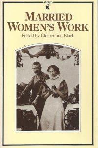 Married Women's Work-Clementina Black-0860684105