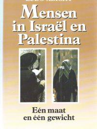 Mensen in Israel en Palestina-een maat en een gewicht-Ludo Abicht-9028914188-9024276748
