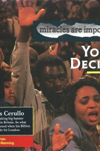 Miracles are impossible, You Decide-Timothy Pain and Clive Manning-1898797005