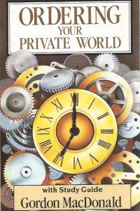 Ordering Your Private World-Gordon MacDonald-0946616310