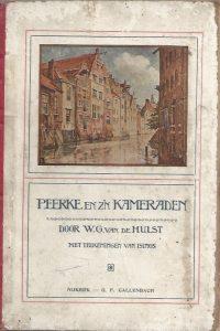 Peerke en z'n kameraden-W.G. van der Hulst-2e druk 1922