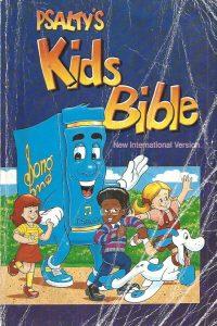 Psalty's Kids Bible, NIV-Ernie Rettino & Debby Rettino-0310900832-9780310900832