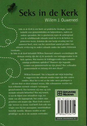 Seks in de kerk-Willem J. Ouweneel-9789063534714_B