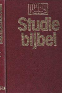 Studiebijbel 11-Woordstudies en Concordantie-In de Ruimte-9062054110