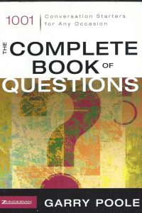 The Complete Book of Questions-Garry Poole-9780310314431-0310314437