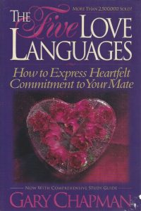 The Five Love Languages-Gary Chapman-9781881273158-1881273156