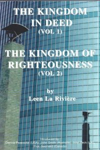 The Kingdom in deed-The Kingdom of righteousness-Leen La Rivière-9070126818-9789070126810