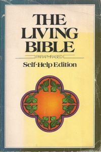 The Living Bible, Paraphrased, Self-Help Edition-0842322671-1976