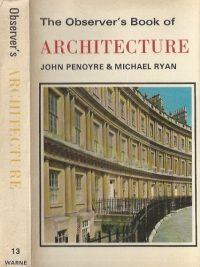 The Observer's Book of Architecture-John Penoyre-0723215375