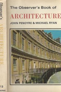 The Observer's Book of Architecture-John Penoyre-0723215375