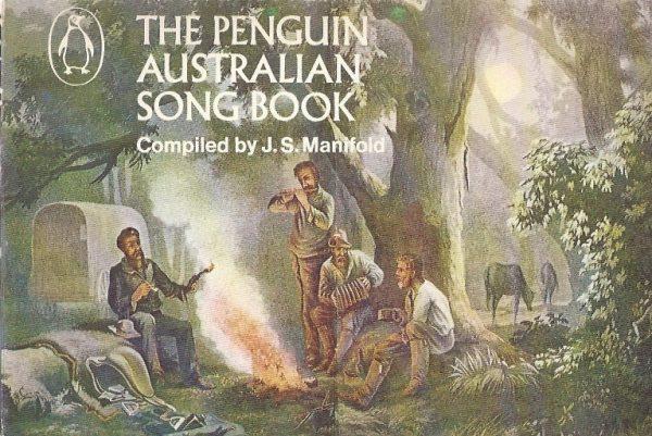 The Penguin Australian Song Book-John Manifold-0140700048-9780140700046