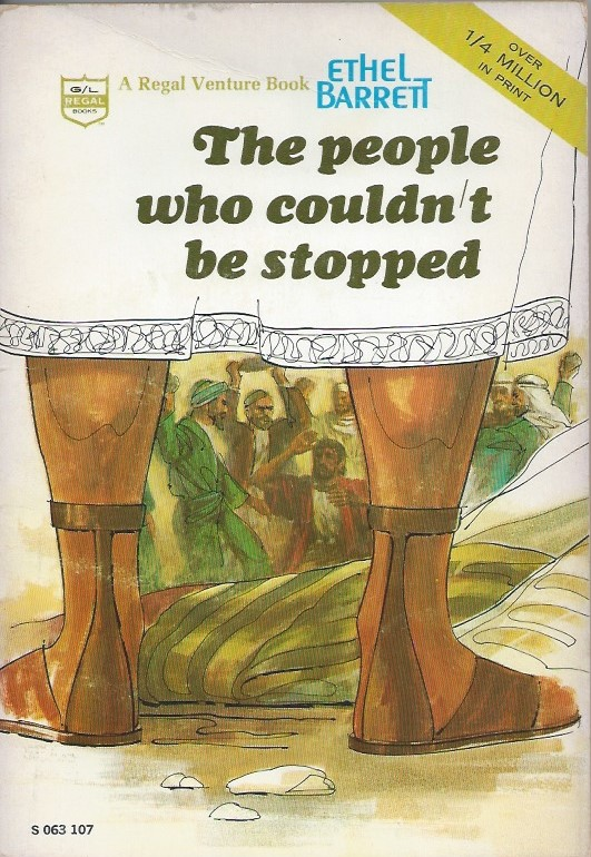 The People Who Couldn't be Stopped-Ethel Barrett-0830700072