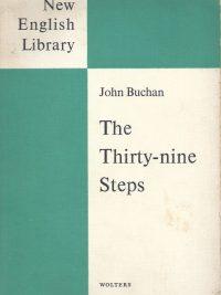 The Thirty-Nine Steps-John Buchan-A.G. Postma-Klein Lankhorst en J.H. Schutt-Wolters, 8e druk 1965