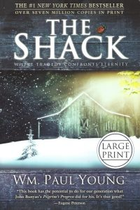 The shack, where tragedy confronts eternity-large print book-William P. Young-0964729288-9780964729285