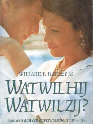 Wat wil hij, wat wil zij-Willard F. Harley-9060676300-9789060676301