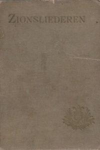 Zionsliederen-12e druk 1903-A. McGregor