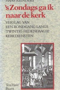 Zondags ga ik naar de kerk-Hans Reinders-9025945775-9789025945770