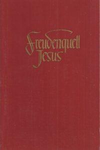 Freudenquell Jesus-Lieder der Marienschwestern zum Singen und Beten-M. Basilea Schlink