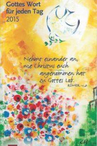 Gottes Wort fur jeden Tag 2015-Neukirchener Andachtsbuch-9783920524924