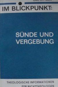 Im Blickpunkt-Sunde und Vergebun-Uwe Dittmer