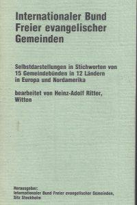 Internationaler Bund Freier evangelischer Gemeinden-International Federation of Free Evangelical Churches