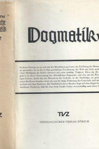Karl Barth-Die kirchliche Dogmatik-Die Lehre von der Versöhnung-Vierter Band, Zweiter Teil-EVZ-Verlag 1955