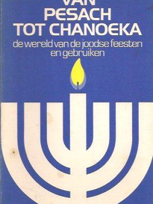 Van Pesach tot Chanoeka-Jakob J. Petuchowski-9025943357-9789025943356