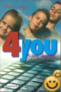 4 you-Bijbels dagboek-Ellen Laninga-9789026613647