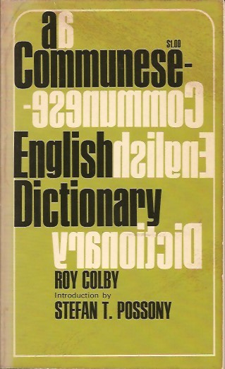 A Communese-English dictionary-Roy Colby