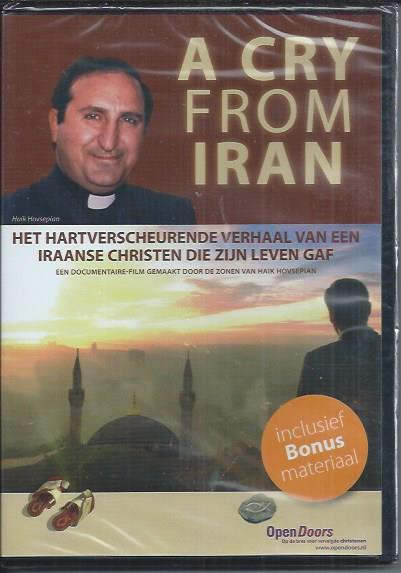 A Cry from Iran-Haik Hovsepian-OpenDoors