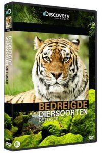 Bedreigde Diersoorten-De Tijger-8717496855565