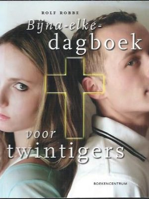 Bijna-elke-dagboek voor twintigers-Rolf Robbe-9789023919896