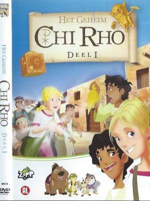 Chi Rho - Het Geheim Deel 1-8715664096659