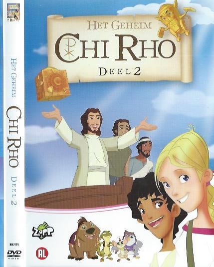 Chi Rho - Het Geheim Deel 2-8715664096666