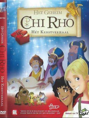 Chi Rho-Het Kerstverhaal-Het Geheim-8715664097946