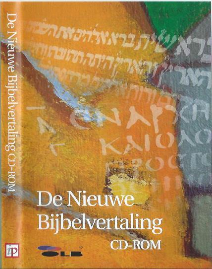 De Nieuwe Bijbelvertaling CD-Rom-9789057190742