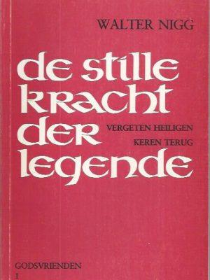 Die stille kracht der legende-Walter Nigg-9071837092