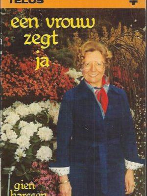 Een vrouw zegt ja-Gien Karssen-9060643690