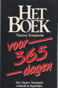 Het Boek, Nieuwe Testament, voor 365 dagen-9070998084-3e druk