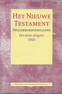 Het Nieuwe Testament-Willibrordvertaling-9061736226