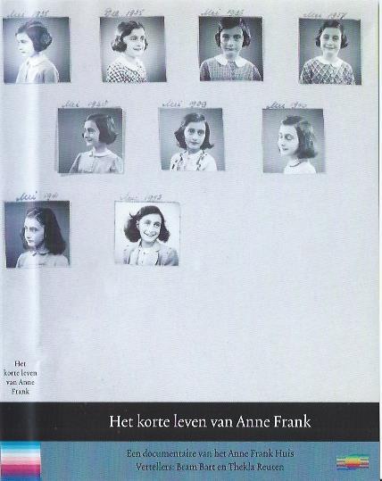 Citaten Van Anne Frank : Het korte leven van anne frank dvd tweedehands