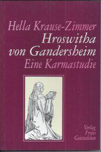 Hroswitha von Gandersheim-377251572X