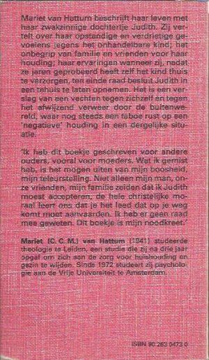 Judith, een moeder en haar zwakzinnige kind-Mariet Van Hattum_B