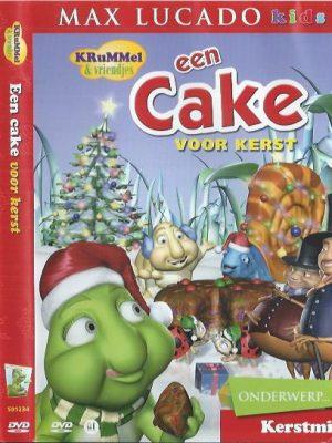 Krummel-Een Cake Voor Kerst-8713053012341