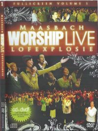 Maasbach Worship Live Lofexplosie 1-CD & DVD-V5456